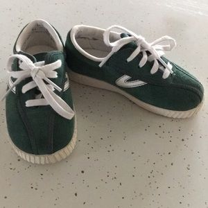 Tretorn  baby/ toddler sneakers • size 7